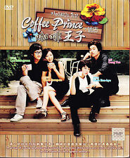 Coffee Prince No. 1 Korean Drama DVD with Good English Subtitle