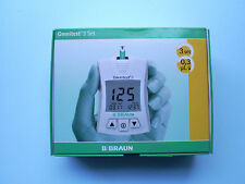 New product BBraun Omnitest3 glucometer set