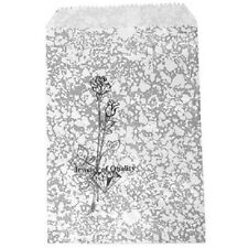 500 Jewelry Paper Gift shopping Bag 5x7 #4 silverTone