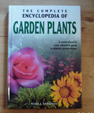 THE COMPLETE ENCYCLOPEDIA OF GARDEN PLANTS BY KLAAS T. NOORDHUIS HARDBACK