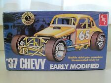 AMT - (1937) '37 CHEVY EARLY MODIFIED RACE CAR - MODEL KIT (SEALED)