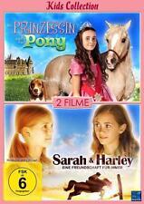 DVD - Die Prinzessin und das Pony/Sarah & Harley - 2 Filme auf einer DVD