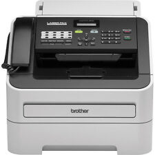 Brother Printer FAX-2840 High-Speed Laser Fax Machine with Auto Document Feeder