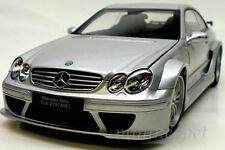 KYOSHO 08461 MERCEDES BENZ CLK DTM AMG COUPE 1/18 SILVER