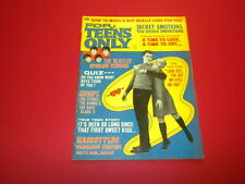 FOR TEENS ONLY magazine 1965 April BEATLES ROLLING STONES ANIMALS DAVE CLARK 5