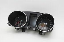 Original VW Golf 6 Kombiinstrument für US Fahrzeuge Anzeige 5K092092C