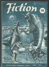 Fiction 119.Poul Anderson, Robert Silverberg, Fritz Leiber, Kit Reed...