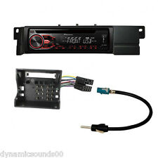 BMW 3 Series E46 Fitting Kit + Pioneer DEH-1800UB CD MP3 USB Car Stereo Player