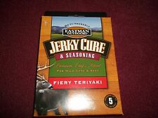 Eastman Outdoors Jerky Seasoning - Fiery Teriyaki