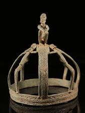 ** Bronze Krone der Dogon / Mali **