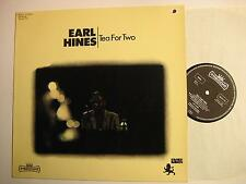 "EARL HINES ""TEA FOR TWO"" LP"
