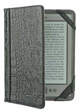 M-EDGE Kindle 4 GO! Jacket Case Reptile Black