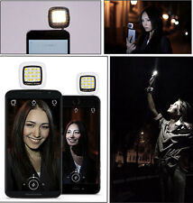 Smartphone Phone Selfie Portable White 16 LED Flash Fill Light For IOS Android W