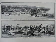 1915 GALLIPOLI SUVLA BAY LANDINGS CHOCOLATE HILL AUGUST OFFENSIVE WWI WW1