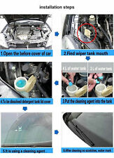 Car Auto Care Windscreen Window Glass concentrated Cleaner Wash accessories Hot