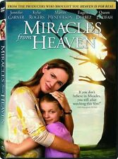 Miracles from Heaven DVD NEW 2016 Eugenio Derbez, John Carroll ! BRAND NEW