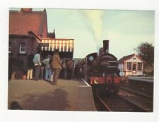 North Norfolk Railway Weybourne Station Postcard 447a