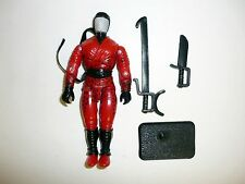 GI JOE SLICE Vintage Action Figure Ninja Force COMPLETE 3 3/4 C9+ v1 1992