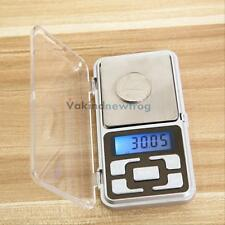 Mini Small Pocket Digital Electronic Weighing Scales Accurate to 0.01g grams VF