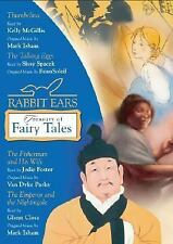 Rabbit Ears Treasury of Fairy Tales and Other Stories: Thumbelina, The Talking E