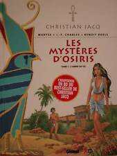 LES MYSTERES D OSIRIS  ** TOME 1 L ARBRE DE VIE ** EO NEUF MARYSE/CHARLES/ROELS
