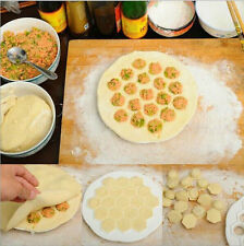 2016 Dough Pastry Pie Dumpling Maker Gyoza Empanada Mold Mould Tool Convenien