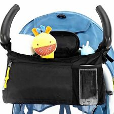 Stroller Organizer Baby Carriage Pram Stroller Accessories Storage Hanging Bag