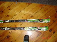 ELAN RCG plate junior  giant slalom skis 138cm with bindings
