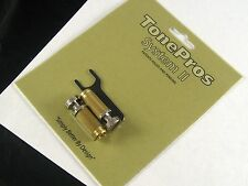 Tone Pros System II  SNM1 Locking Metric Tailpiece Studs Nickel SNM1/NKL