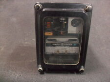 USED General Electric 12IRT51A1A Temperature Relay 80° to 120°C