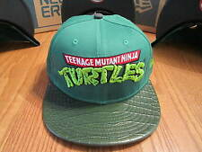Teenage Mutant Ninja Turtles TMNT New Era Hat Strap Back SM-MED RARE NWT 0073