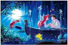 "Jigsaw Puzzles 1000 Pieces [Glow] ""The Little Mermaid"" / Disney / Toy&puzzle"