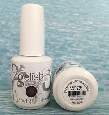 gelish 01073 FROM RODEO TO RODEO DRIVE ~ URBAN COWGIRL 2015 Collection NEW