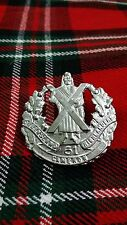 TC New Queensland Cameron 61th Highlanders/British Army Cap Badge Cameron Chrome