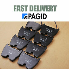 Genuine PAGID Front Brake Pads Audi RS4 B7 V8 4.2L RS6 C5 NEW
