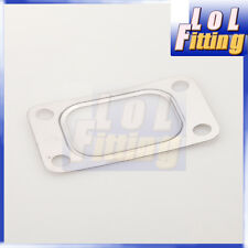 T4 4 Bolt Stainless Steel Turbo Turbocharger Turbine Inlet Gasket
