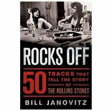 Rocks Off: 50 Tracks That Tell the Story of the Rolling Stones-ExLibrary