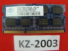 Original Apple MacBook A1342 Macbook Arbeitsspeicher 2 GB PC3-8500S  #KZ-2003