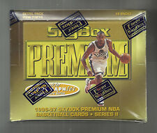 1996-97 FLEER SKYBOX PREMIUM BASKETBALL RETAIL BOX  ? KOBE RC JORDAN INSERTS