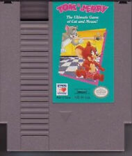 TOM AND JERRY & ORIGINAL CLASSIC GAME SYSTEM NINTENDO NES HQ