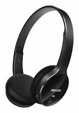 Philips SHB4000/28 Bluetooth Stereo Headset  Black