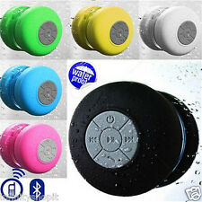 MINI SPEAKER BLUETOOTH SUBACQUEO CASSA AMPLIFICATA WIRELESS VIVAVOCE DOCCIA