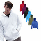 Fruit of the Loom Kapuzenjacke Kapuzenpullover Sweatshirt Pullover Hoodie