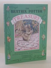 THE BEATRIX POTTER TREASURY  - Childrens Four Classic Tales Illustated