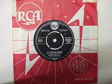 RCA 1207 Elvis Presley - It's Now Or Never / Make Me Know It - 1960