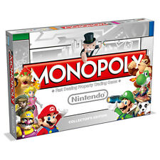 NINTENDO COLLECTORS EDITION MONOPOLY BOARD GAME *BRAND NEW*