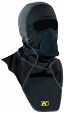 Klim Arctic Balaclava Black Snow Snowmobile Windstopper Face Mask