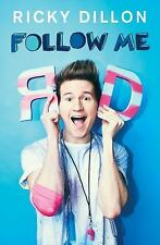 SIGNED Follow Me by Ricky Dillon 2016 book with event photos, new