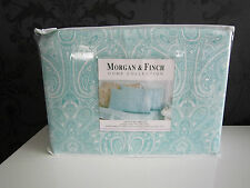 Morgan & Finch BLYTHE Flannelette King Bed Sheet Set - from Bed n Bath