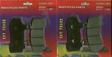 Harley Aftermarket Brake Pads for the FLHT/FLHTC/FLHTCU 2007-2014 Front (2 sets)
